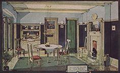 1910 Dining Room