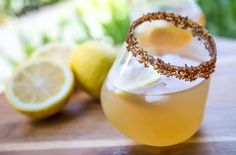 Lemon Crush Cocktail Recipe
