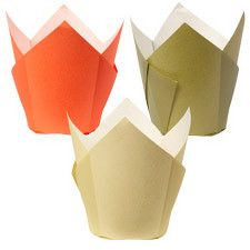 Fall Pleated Specialty Baking Cups by Wilton