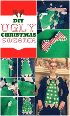 DIY Ugly Christmas S