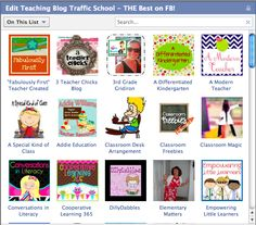 Come join the BEST teaching blogs on FB all in one super easy list!  Just click on subscribe and you'll never miss an update!  See you there!  https://www.facebook.com/lists/3044087500687