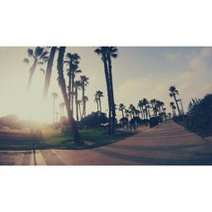 San Diego sunset / shot w/ Sony #ActionCam