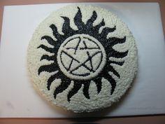 Supernatural anti-possession cake