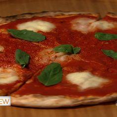 Pizza Margherita [Mario Batali]