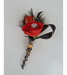 Grim Boutonniere in Indianapolis IN - Gillespie Florists