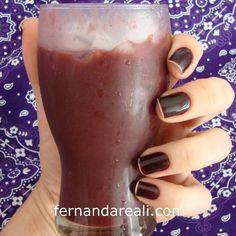 Nail Polish, Esmaltes, Drinks,   http://www.fernandareali.com/2011/09/esmaltes-e-drinks.html