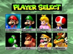 Mario Kart 64 with friends