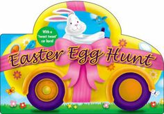 Easter Egg Hunt by Jack Davidson. TODDLER DAVIDSON.