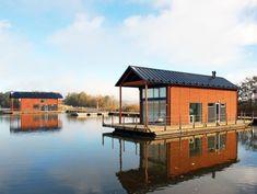 Floating eco village in Pori, Finland
