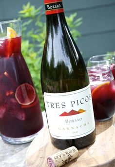 The 5 Best Red Wines for Sangria