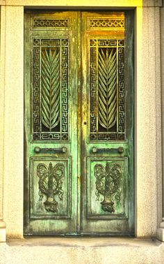 Lovely doors