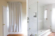 master bathroom reno