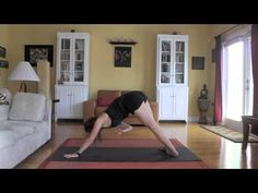 ▶ Yoga Core Strength Workout - Day 5 - 30 Day Yoga Challenge - YouTube