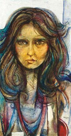 Portrait-of-Laila-1972