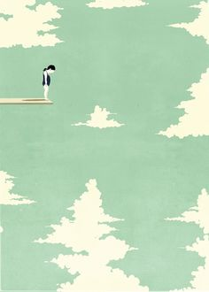 22 Sweet and Surreal Illustrations by Alessandro Gottardo