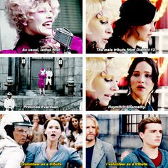 the reaping - The Hunger Games & Catching Fire