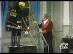 Tim Conway as The Oldest Fireman