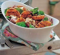 Sweet potato & feta salad recipe - Recipes - BBC Good Food