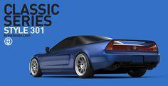 HRE Wheels Classics Series
