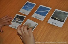 Clouds and Weather (FREE Cloud Cards)