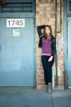 Teresa  February 16, 2012 Leica M9 Door 1745.