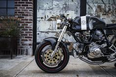 The first of a series of super light bikes based on air-cooled Ducati engines. They …