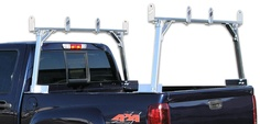 Hauler Racks Econo Truck Rack $305  Great deal, looks like removable parts on top to allow for Cargo basket...