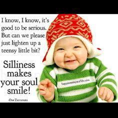 Silliness