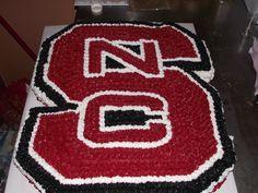 NCSU Cake