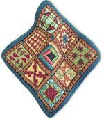 traditional quilts, slave quilt, quilt blocks, quilt block patterns, polym clay, polymer clay, clay quilt, piec quilt, clay inspir
