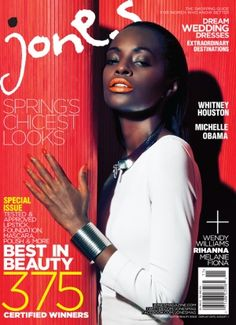 Jones Magazine, April 2012