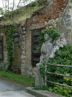 . ruins