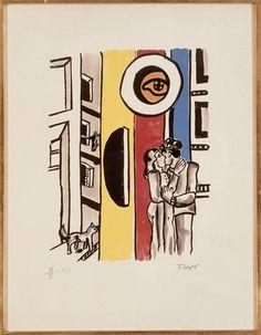 Fernand Leger.