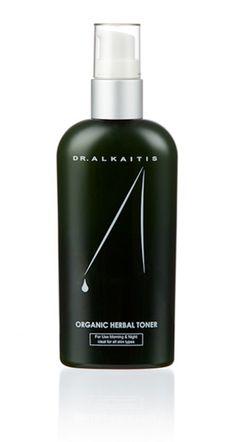 Dr. Alkaitis Organic Herbal Toner