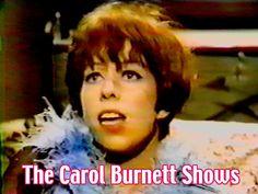 Carol Burnett.
