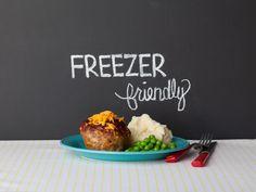 Cheddar BBQ Meatloaf Muffins Recipe : Food Network Kitchen : Food Network - FoodNetwork.com