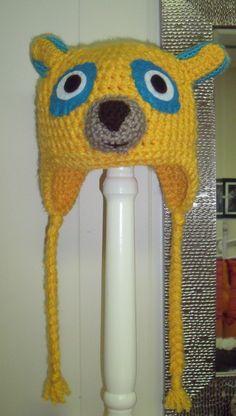 Special Agent Oso, crochet hat, kids crochet