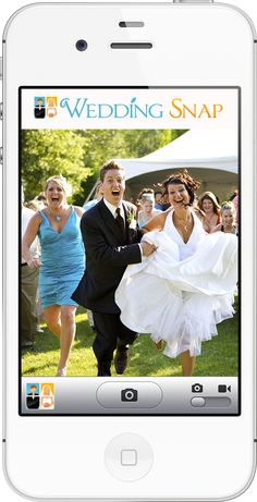 Wedding Snap App: Instantly collect all your guest photos & videos in an online album! www.weddingsnap.com