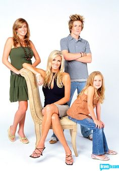Lauri Waring Peterson & family