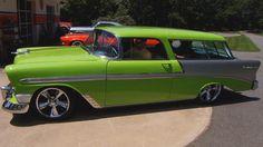 Dale Earnhardt Chevy Nomad Gas Monkey Garage