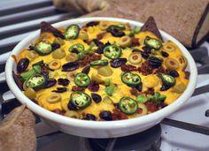 Candida diet, sugar-free, gluten free, dairy free, egg free, vegan Nacho Supreme Recipe | Diet, Dessert and Dogs