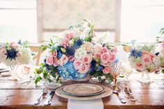 Vintage wedding inspiration ~ Christa Elyce Photography