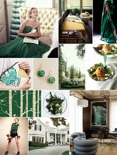 Grace Kelly Green | Camille Styles