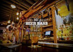 craft beer, beer bar, travel edit