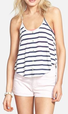 striped navy tank top http://rstyle.me/n/jqrempdpe