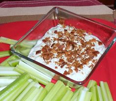 Low- Carb Blue Cheese Dip