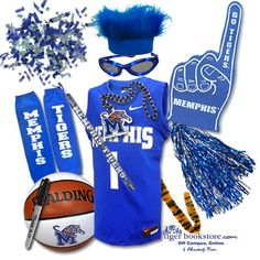Who's ready for Memphis Madness!! I know we are! #tigers #basketball #midnight