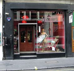 Agent Provocateur Broadwick Street, Soho,  London