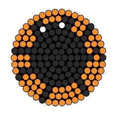 Halloween Spider Perler Bead Pattern |