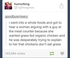 Whole foods | tumblr funny